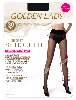 Panty Golden Lady My Secret Silhouette  30D